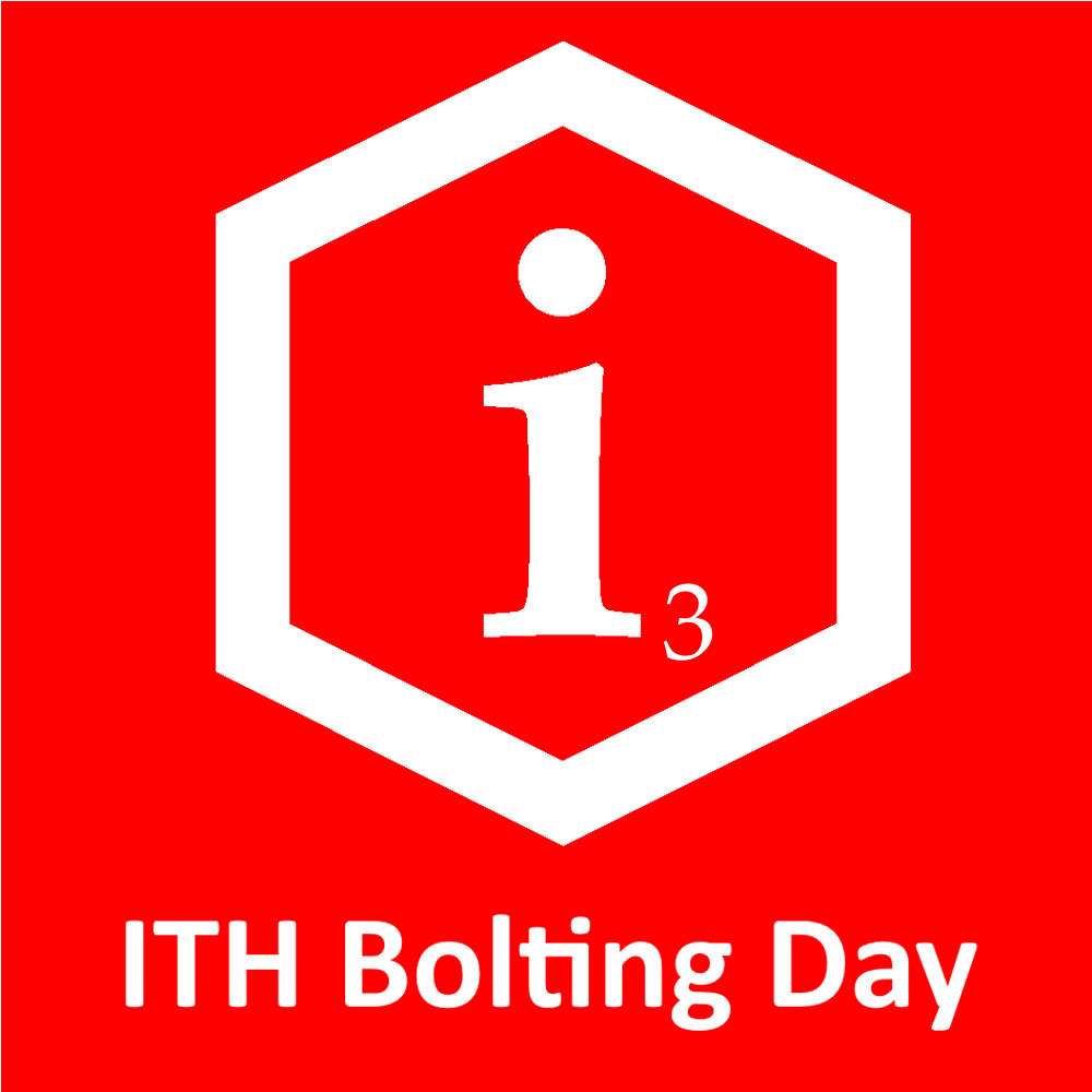 Innovations, information & interaction: The concept of the ITH Bolting Days.