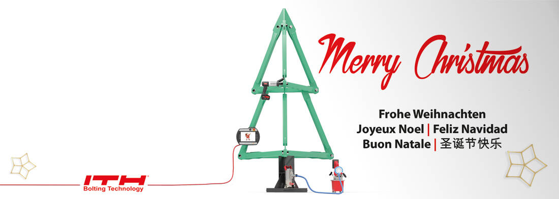 Season's greetings from ITH Bolting Technology