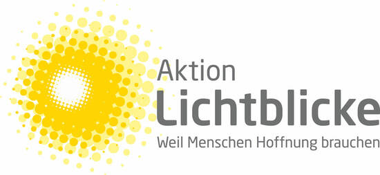 "Charity organization ""Lichtblicke"" which can be translated with ""Gleam of Hope"""