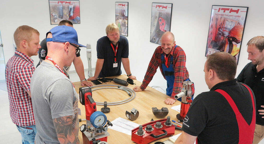 ITH Botling tool training - practical part