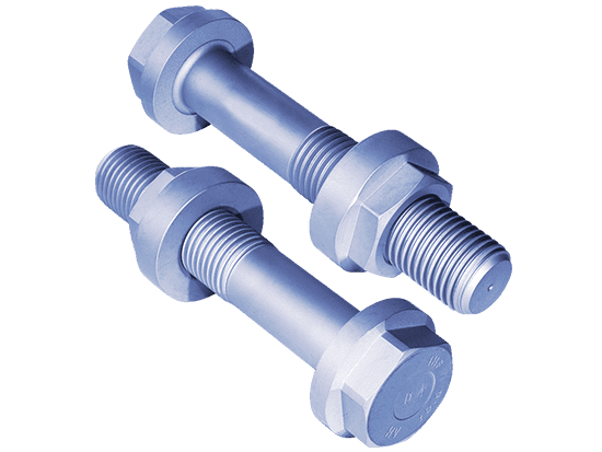 Certified IHF stretchbolt and IHF roundnut
