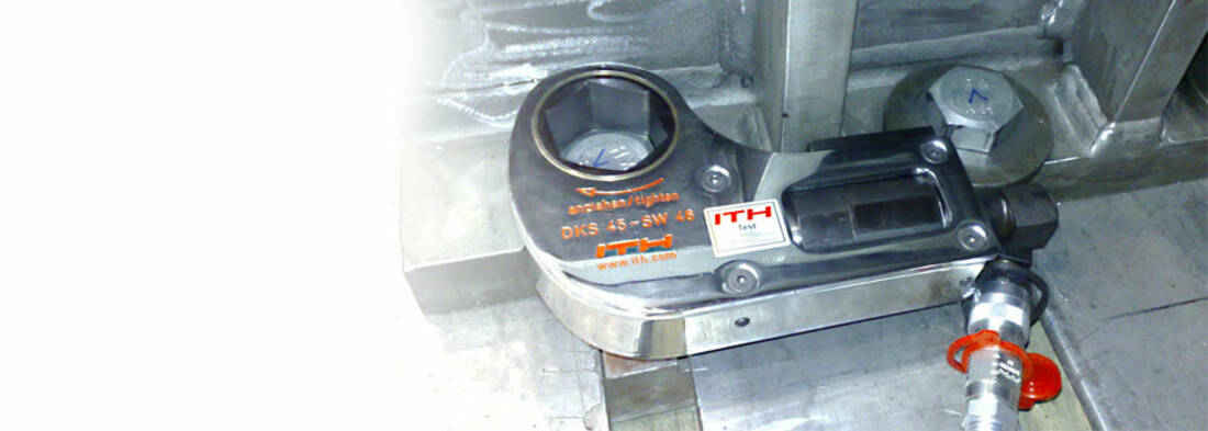 Hydraulic Torque Wrench type DKS