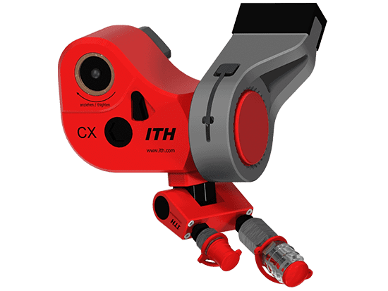 Гидравлический динамометрический ключ типа CX производства компании ITH