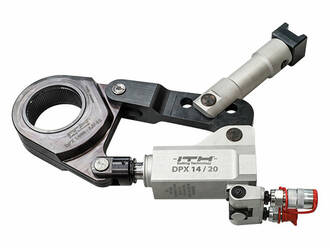 ITH hydraulic torque wrench type DPX