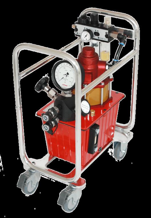 Пневматический гидравлический насос высокого давления ITH Aero-MAX 89