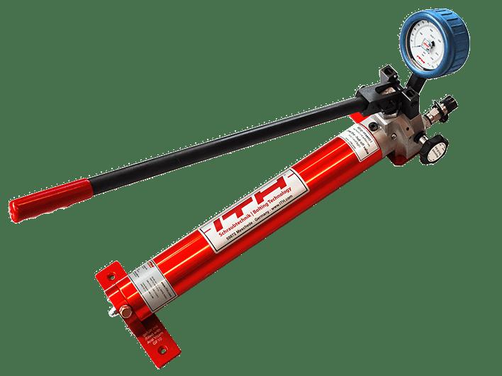 Handhebelhochdruckpumpe ITH Lever-MAX 255