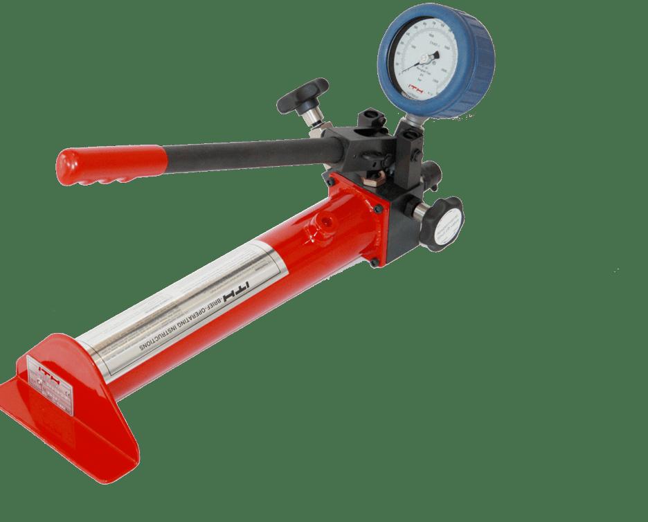 Handhebelhochdruckpumpe ITH Lever-MAX 125 Mini