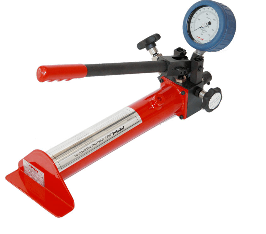 Hand lever high pressure pump ITH Lever-MAX 125 Mini