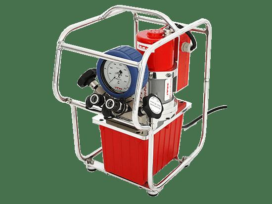 ITH Micro-MAX с ручным запорным клапаном