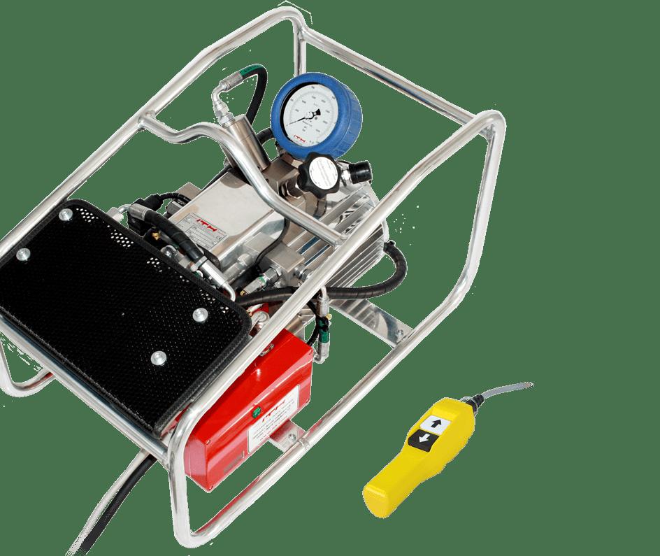 Электрический гидравлический насос высокого давления ITH Hydro-MAX 18