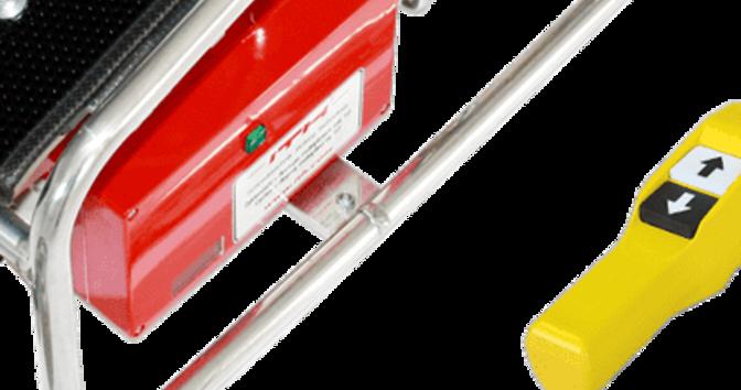 Электронный счетчик циклов и световой индикатор напряжения