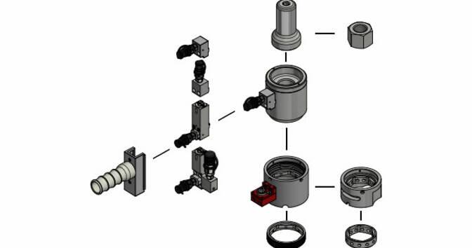 Тип ESH / MSH – модульная конструкция
