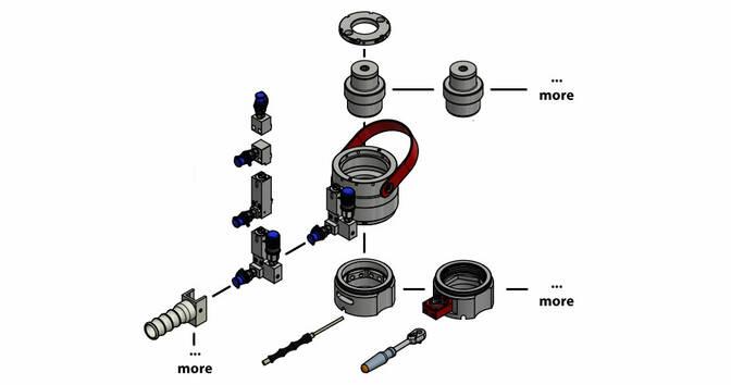 Модульная конструкция